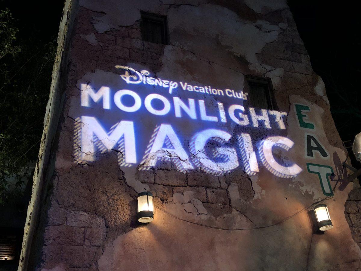 DVC Moonlight Magic Event at Disney's Animal Kingdom (March, 2018)