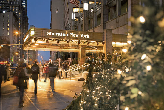 Hotel Review : Sheraton New York Times Square Hotel – Manhattan, New York