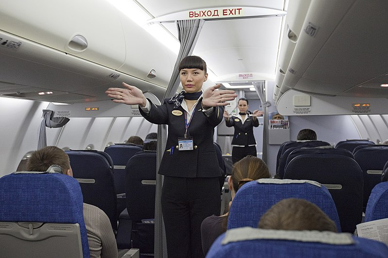 Some of The Funniest Flight Attendant Safety Spiels Ever