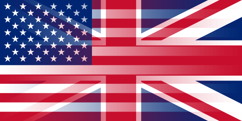 Humorously Translating The English Of The U.K. and The U.S.