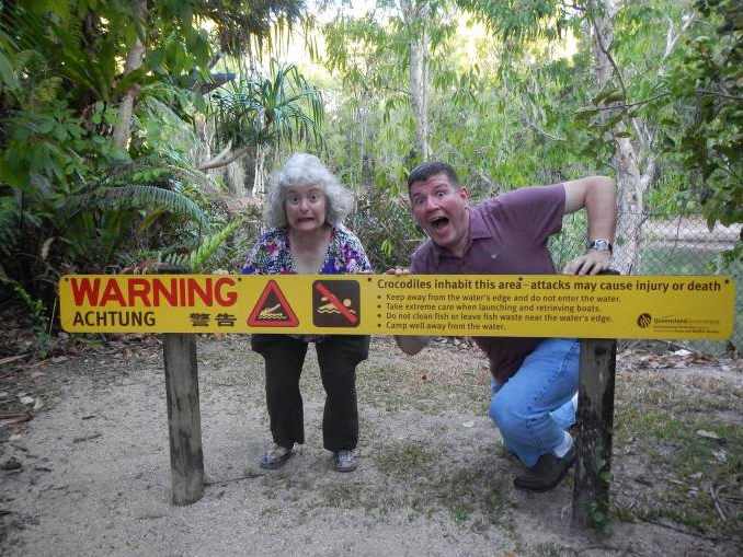 We Went To Australia, And Holy Crap, We Didn't Die! ;-)