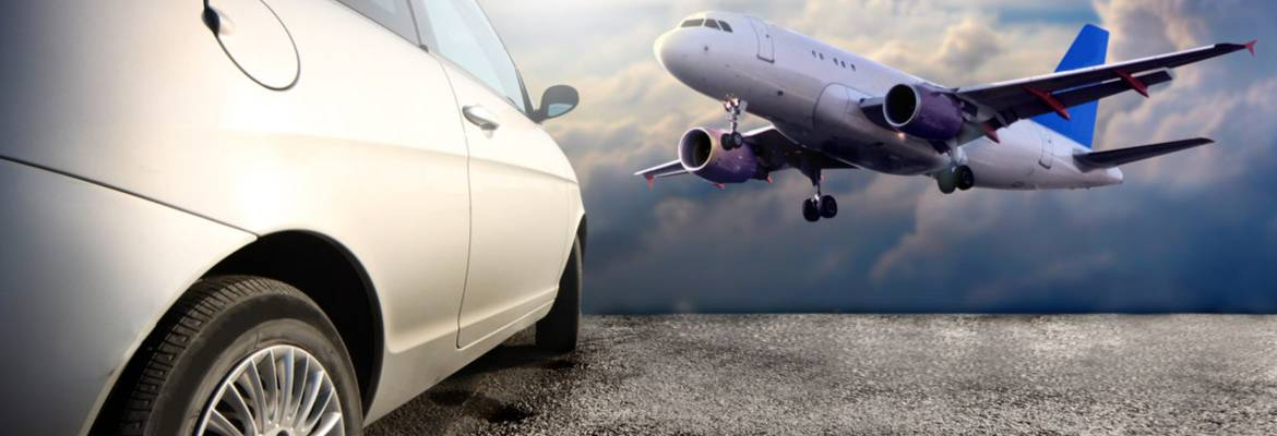 How You Can Earn Airline Miles By Driving