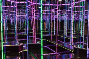 Kate Russell, via Meow Wolf