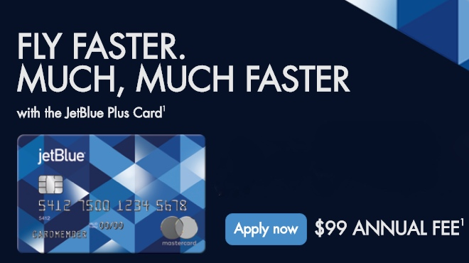 Credit Card Review: JetBlue Plus