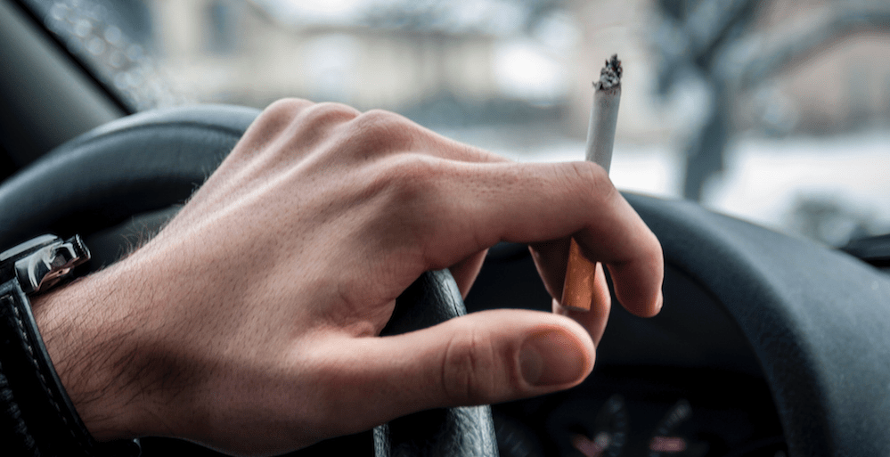 What Can Happen With There's A Tobacco Smell In Your Rental Car