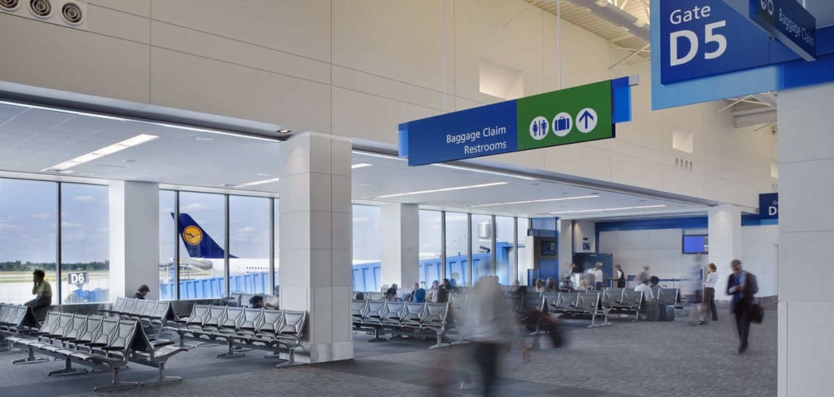 You Might Soon Be Able To Drop Off Or Meet Your Family & Friends At The Airport Gate Again!