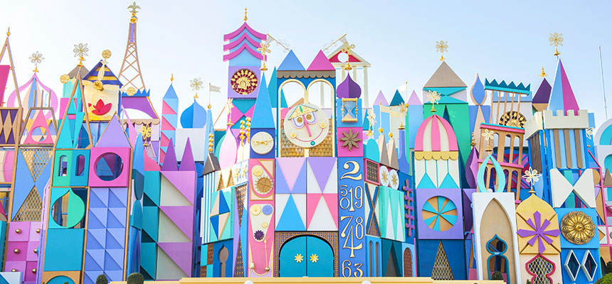 Disneyland Is The Happiest Place On Earth – But Maybe Not The One You'd Think