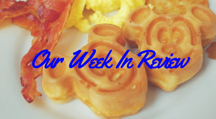 What WDW Does With Its Leftover Food, What You Don't Want To See On Your Boarding Pass, & More