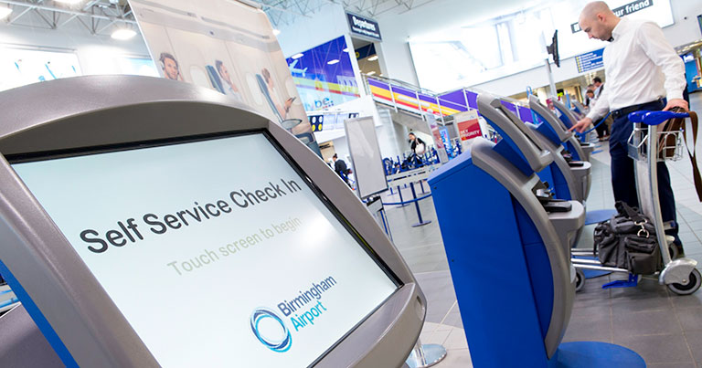 Here's An Easy Way To Avoid Exposure To A Bunch Of  Germs At The Airport