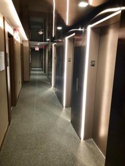 AC Downtown hallway