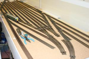 Chelford, Oxsea and Battenham  OO Scale  Members Personal Layouts  Model Railway Layouts