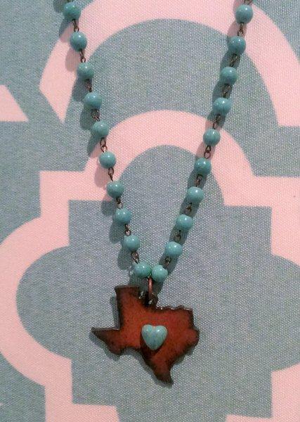 Torqouise Texas Necklace