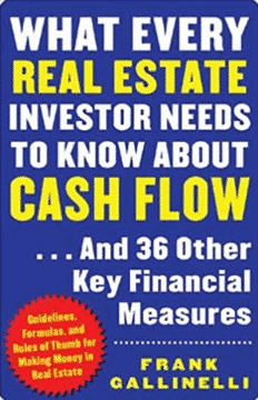 Book cover of What Every Investor Needs to Know About Cash Flow