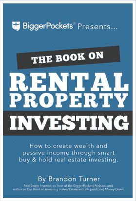 Book cover of The Book on Rental Property Investing