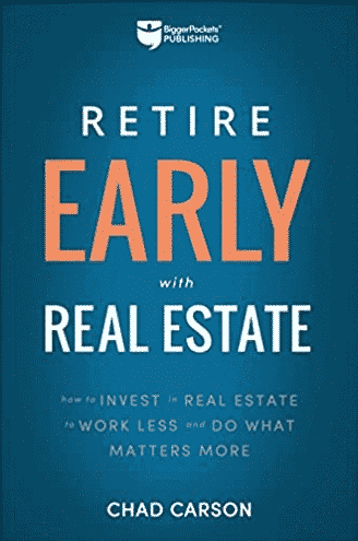 Book cover of Retire Early with Real Estate