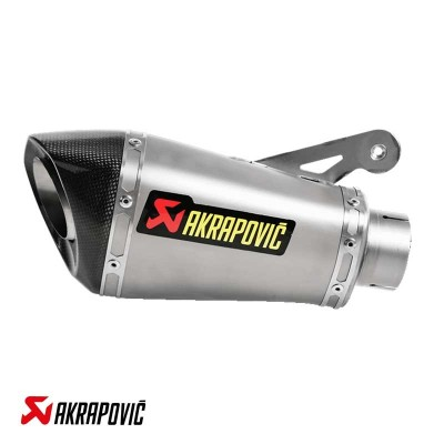 akrapovic motorcycle exhaust systems