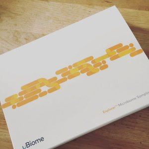 Biohacking microbiome with Gut Explorer from Ubiome