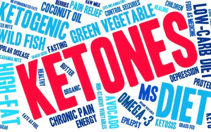 Ketosis and ketones