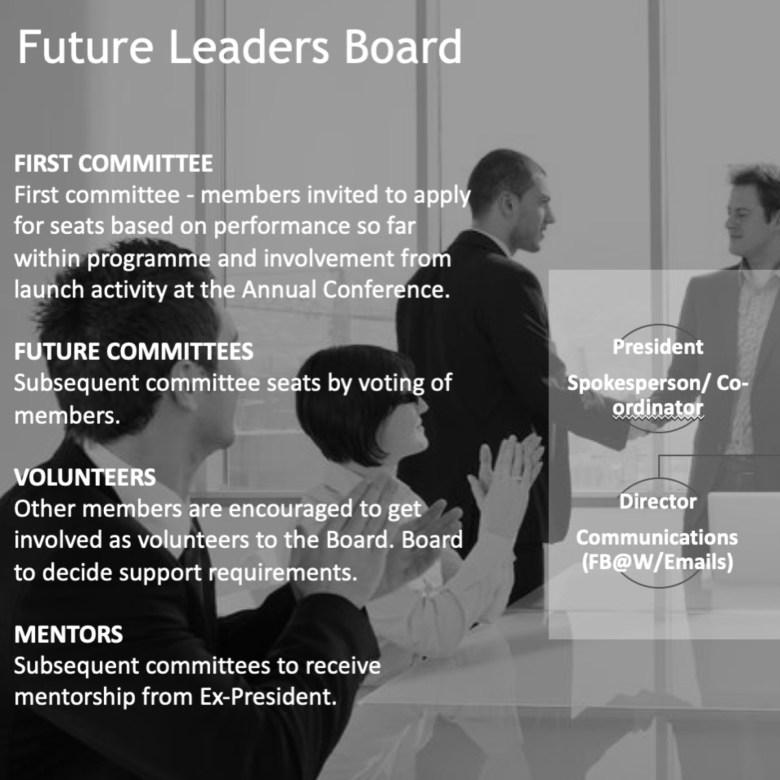 Aramex Future Leader Engagement Strategy