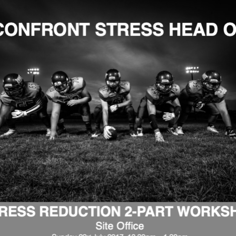 Expo 2020 Stress Reduction Workshop Content and Delivery