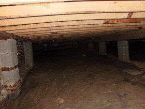Crawl Spaces and Your Home Sale!