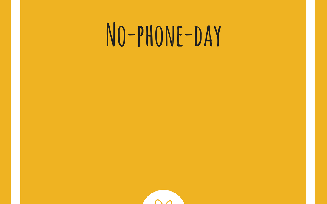 No-Phone-Day