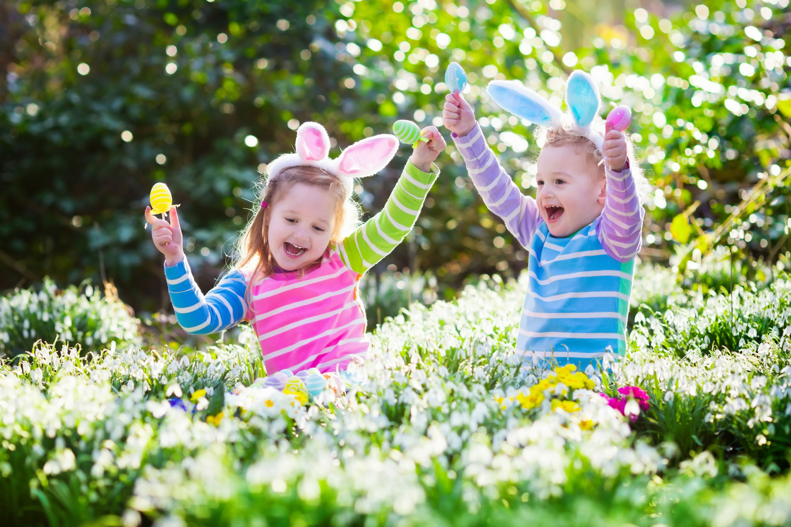 Easter Egg Hunt Sango North County Guide