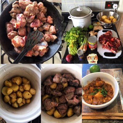 Anytime Meals – Massaman Curry