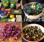 Anytime Meals – Quinoa, Feta and Pomegranate Superfood Salad