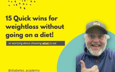 15 Quick wins for weight loss