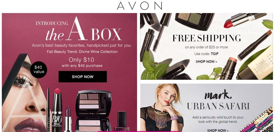 is avon a pyramid scheme