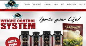 Vida Divina Homepage