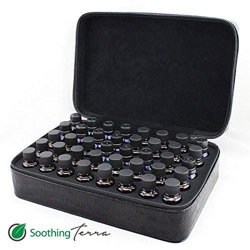 Product Review: Essential Oil Cases from SoothingTerra.com