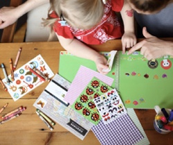 Stickers : How To Get Cute Stickers Mailed To Your Child Every Month