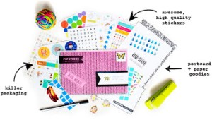 How To Get Cute Stickers Mailed To Your Child Every Month