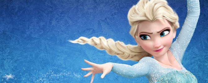 Frozen, Princess Elsa