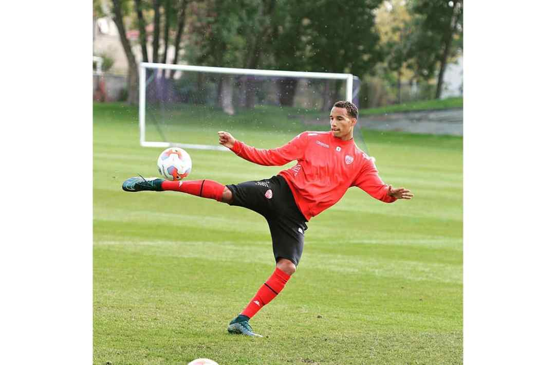 Christopher Jullien - Training Dijon FCO