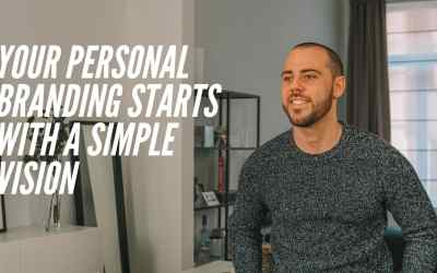 Your Personal Branding Starts with A Simple Vision
