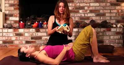 Yoga for strengthening pelvic floor