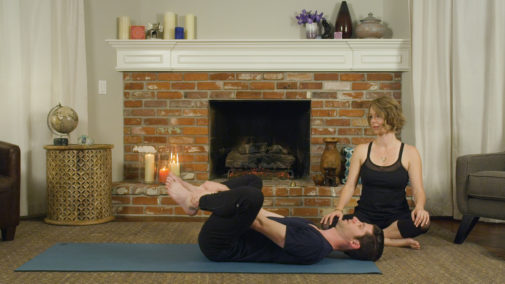 Yoga for interstitial cystitis