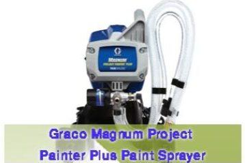 Graco Magnum Project Painter Plus Paint Sprayer