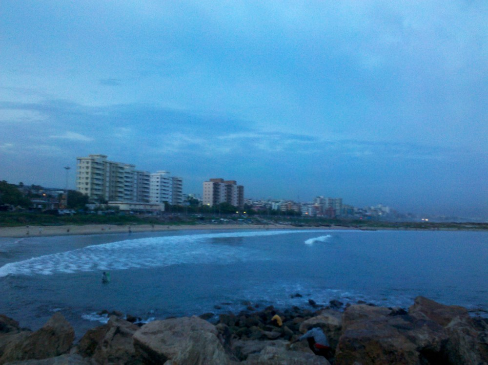 The Tour - Day 4 (Vizag and Return) (5/6)