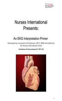 An EKG Interpretation Primer