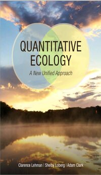 Quantitative Ecology introduces and discusses the principles of ecology from populations to ecosystems including human populations, disease, exotic organisms, habitat fragmentation, biodiversity and global dynamics.