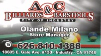 A & C Billiards