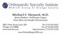 Orthopeadic Specialists