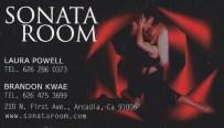 Sonata Room