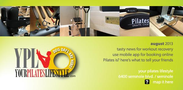 YPL August, 2013 newsletter