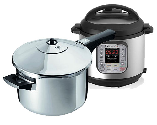 Presto 16 Qt Aluminum Pressure Cooker