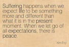expect life